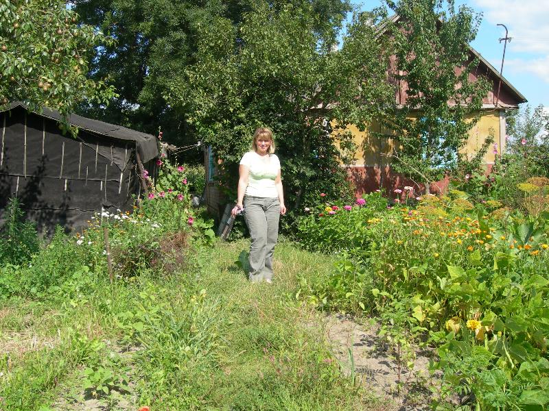 A casa della nonna ucraina in auto for Planimetrie della casa della nonna